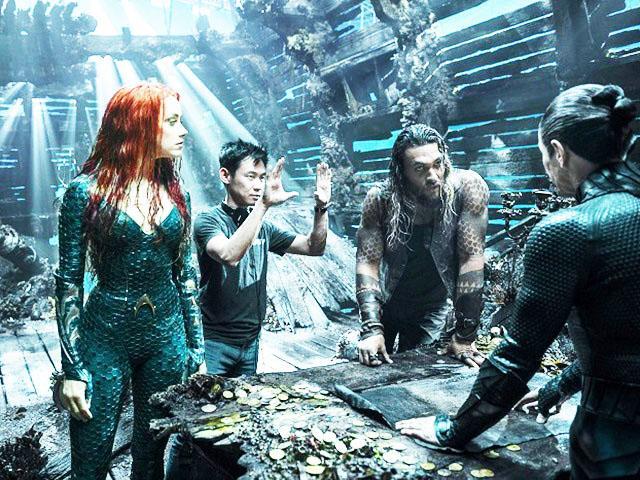 Khán giả Việt háo hức được xem bom tấn siêu anh hùng Aquaman đầu tiên trên thế giới