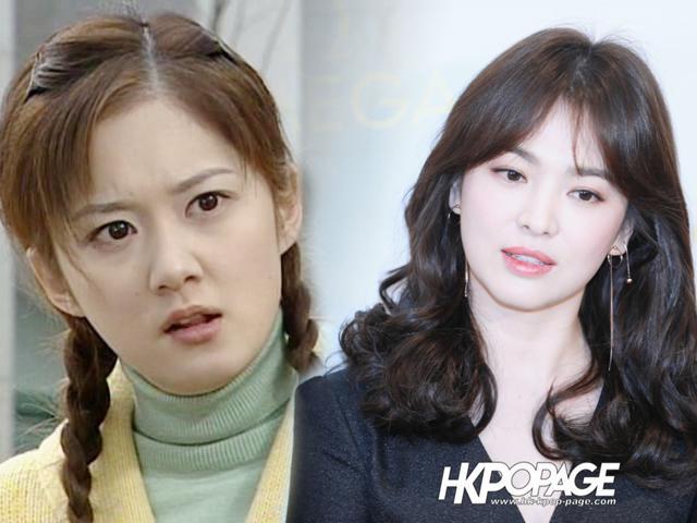 Không phải Kim Tae Hee, chẳng phải Song Hye Kyo, người đẹp này mới là báu vật nhan sắc Hàn