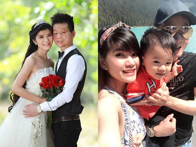 Cặp chồng xấu- vợ xinh ở Canada: Từng đưa con trai 4 tháng về Việt Nam