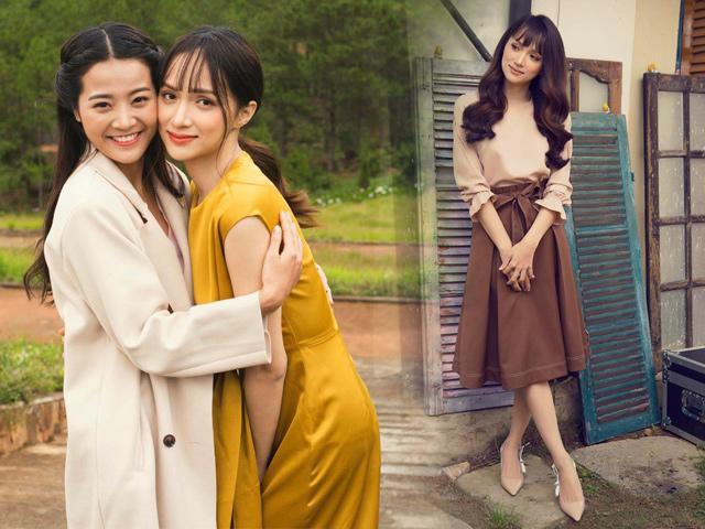 Sau khi bị bạn thân giật bồ, Hoa hậu Hương Giang buộc phải mặc đẹp mọi lúc mọi nơi