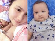 """Mẹ Sài Gòn sinh non con  """" bé như chuột """" , chồng Tây về liền đòi đưa đi xét nghiệm ADN"""