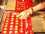 Giá vàng hôm nay 13/11/2018: Lao dốc về mức báo động