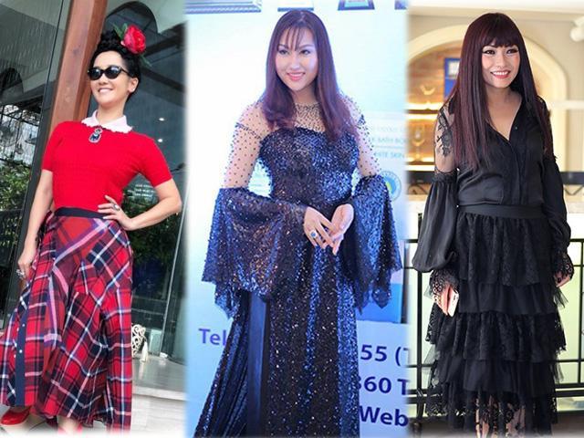 Phi Thanh Vân, Hồng Nhung, Phương Thanh mãi không thoát kiếp mặc sến vì 6 điều này!