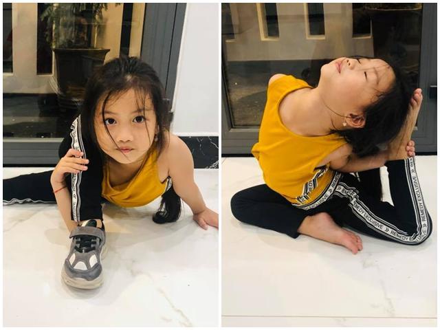 Mới hơn 5 tuổi mà con gái Ốc Thanh Vân đã làm được điều nhiều người lớn bó tay