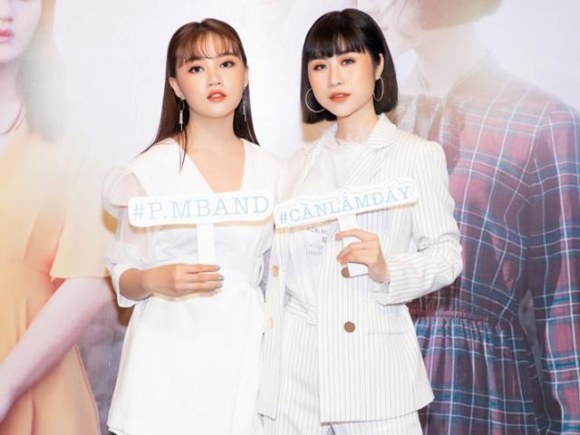 P.M Band: Chúng tôi không muốn là gánh nặng của Đông Nhi
