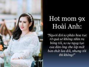 Hot mom thẳng thắn nhất Việt Nam: Đàn bà quá dại khi thích chê bai đàn ông