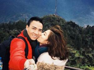 """Hành trình yêu """"ngọt như đường"""" của MC Hoàng Linh và chồng mới trước tin đồn chia tay"""
