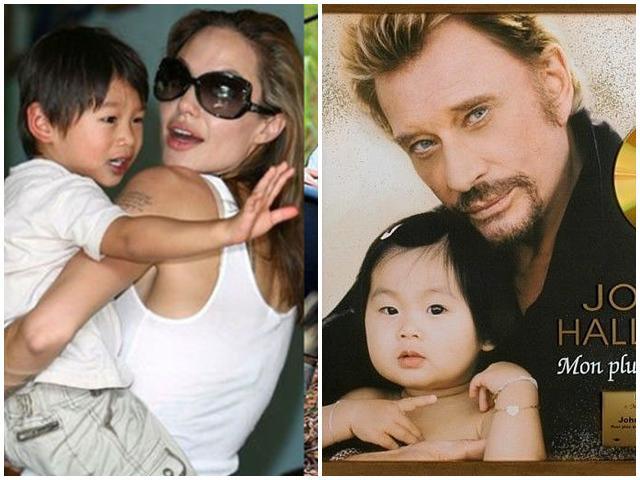 Những đứa trẻ mồ côi Việt được sao quốc tế nổi tiếng nhận nuôi bây giờ ra sao?