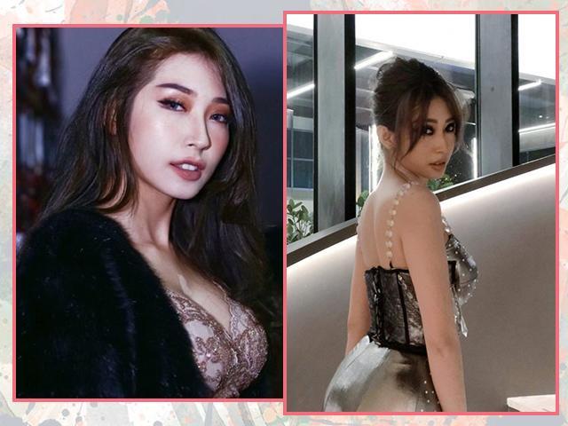 Hậu chia tay, Khổng Tú Quỳnh cố gắng sexy, gương mặt mờ nhạt thiếu sức sống