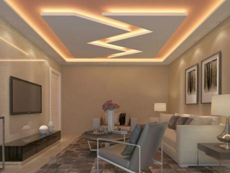 Cập nhật 20 mẫu trần thạch cao phòng khách nhà ống dẫn đầu xu hướng thiết kế 2019