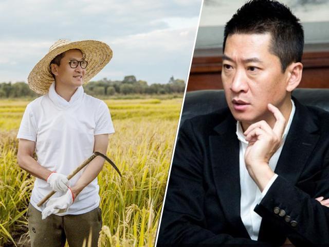 Hết thời về quê trồng lúa, không ngờ Nhĩ Khang Châu Kiệt trở thành anh nông dân giàu có