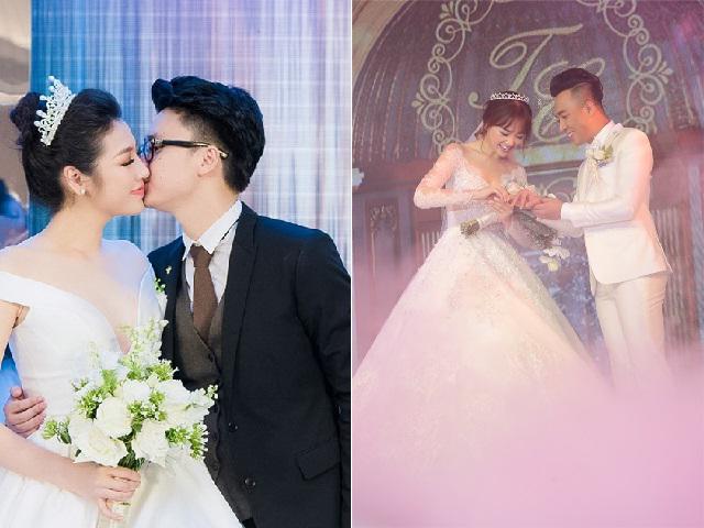 Những đám cưới trên trời rơi xuống gây ngỡ ngàng: Trấn Thành - Hari Won chưa phải sốc nhất!