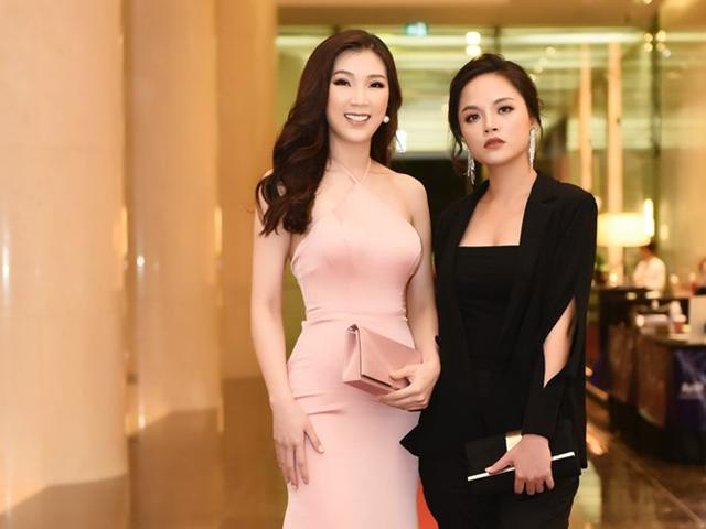 Ít ai biết Hoa hậu Phí Thuỳ Linh từng là bạn thân của My Sói Thu Quỳnh