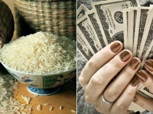 Lén vùi thứ này xuống hũ gạo, 1 tuần sau tiền đổ về như thác, đang nghèo hóa đại gia