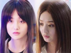 Cám cảnh đội tóc giả đóng phim của tiểu hoa xứ Trung: Người giống ma-nơ-canh, kẻ đầu to trông thấy
