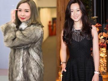 Con gái Giáng My đã xinh như Hoa hậu, con gái Xuân Hinh còn gây bất ngờ hơn!