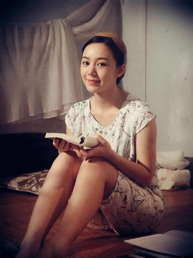 Quỳnh Kool - hot girl đình đám trên mạng xã hội hiện nay là người thủ vai nhân vật Đào.