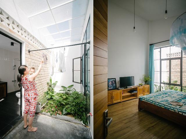 Phát thèm với căn nhà cấp 4 của vợ chồng trẻ Kon Tum giá siêu tiết kiệm