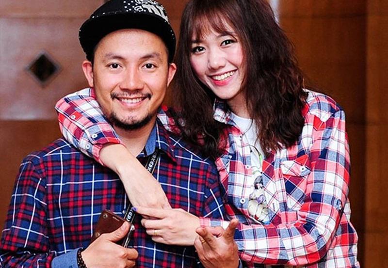 Hari Won và Tiến Đạt bén duyên từ cuộc thi Bước nhảy xì tin năm 2007 nhưng đến chương trình Cuộc đua kỳ thú 2013, khán giả mới biết đến Hari Won và Tiến Đạt nhiều hơn.