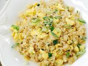 Bếp Eva - Cách làm cơm chiên trứng đơn giản mà ngon cho bữa sáng