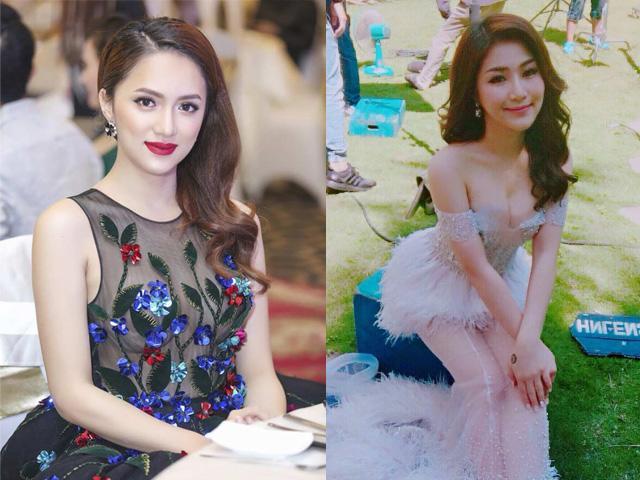 Hương Giang, Hương Tràm cũng khổ sở, chật vật vì phải đi mượn váy áo để mặc