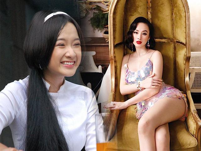 Phong cách sao Việt thời học sinh và bây giờ: Angela Phương Trinh khiến ai cũng ngỡ ngàng