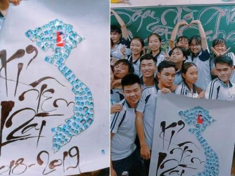 Mừng ngày 20/11: Món quà độc nhất vô nhị dành tặng giáo viên chủ nhiệm dạy Địa