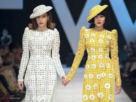 """Tuần lễ thời trang quốc tế VN: """"Quỵt"""" cát xê, đổi tiền thành voucher mua hàng?"""