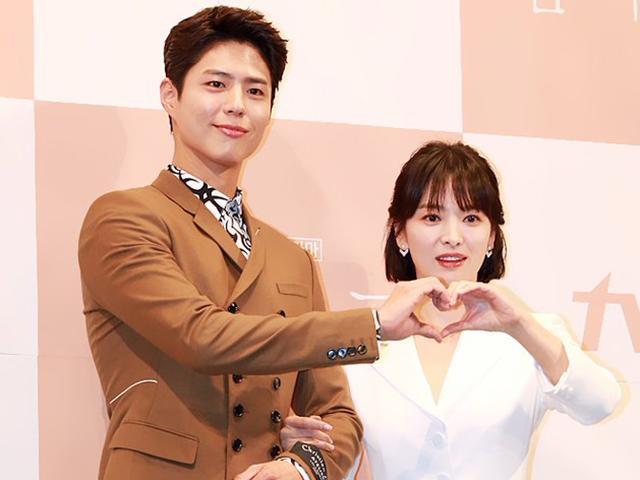 Tình trẻ Park Bo Gum: Song Hye Kyo là người phụ nữ ấm áp, thường mua đồ ăn cho tôi