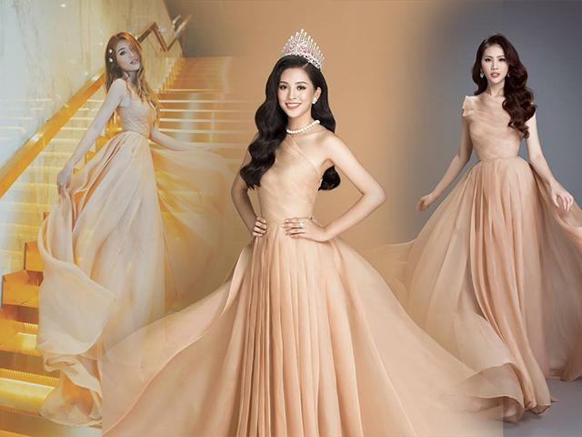 Màn đụng hàng liên hoàn mới nhất và đầy kịch tính của Hoa hậu Tiểu Vy