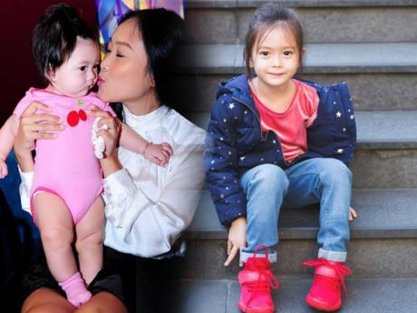 Con gái lai Tây của Đoan Trang ngày nào còn bé, giờ đã lớn phổng như thiếu nữ