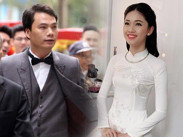 Chân dung chồng sắp cưới hơn 16 tuổi trong lễ ăn hỏi của Á hậu Thanh Tú