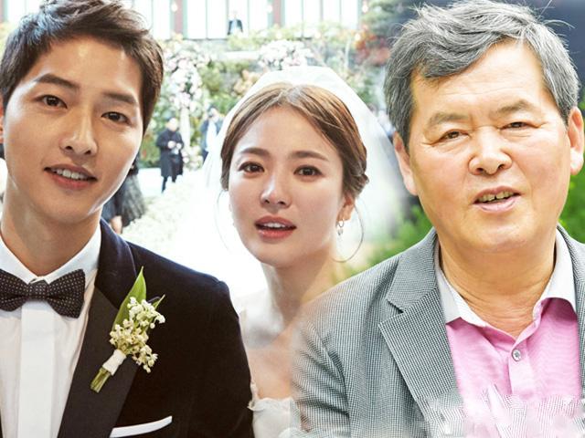 Song Hye Kyo đóng cặp cùng tình trẻ, phản ứng của bố chồng khiến ai cũng phải kinh ngạc