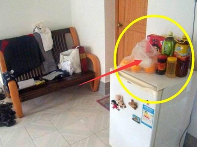 Còn để thứ này trên tủ lạnh tiền ra như nước, 3 đời sau cũng không giàu nổi
