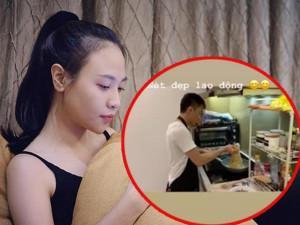 Sau 1 năm yêu nhau, đây là điều lần đầu tiên Cường Đôla làm cho Đàm Thu Trang
