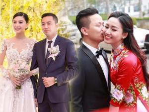 Vì sao nói Á hậu Thanh Tú trẻ vậy mà chịu lấy chồng hơn 16 tuổi là chuyện bình thường?