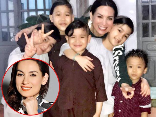 Nhận 21 đứa trẻ về nuôi nhưng Phi Nhung lại nuôi dạy con gái ruột duy nhất thế này