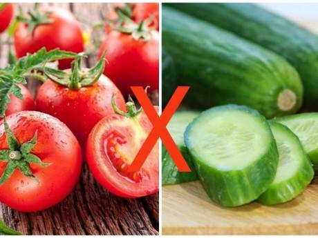 Cứ tưởng bổ béo, chị em vô tư kết hợp cà chua với những món này hóa ra rước bệnh