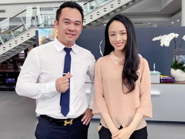 Sau thời gian bị quản thúc, Hoa hậu Trương Hồ Phương Nga rạng rỡ đi mua xế hộp?