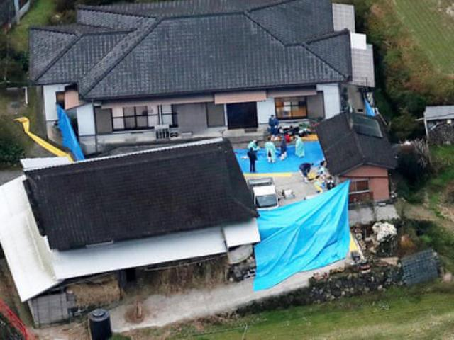 Thảm án rúng động Nhật Bản: 6 người trong 1 ngôi nhà bị sát hại dã man
