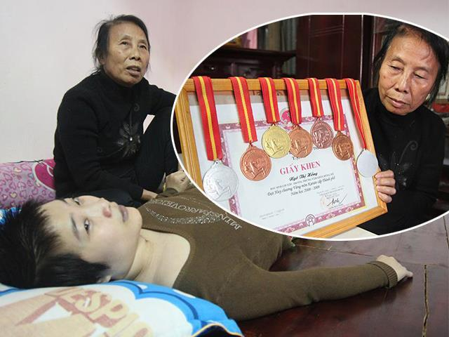 Cô gái vàng Karatedo Việt Nam và bi kịch 3 lần tự tử bất thành