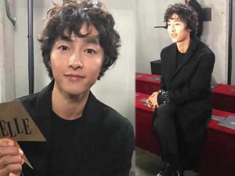"""Sau 1 năm kết hôn, Song Hye Kyo đẹp lên bao nhiêu thì Song Joong Ki """"xuống sắc"""" bấy nhiêu"""