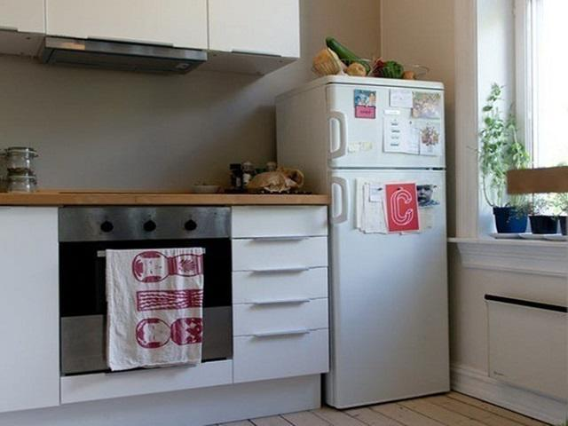 Tủ lạnh là nơi hút tiền nhưng cứ đặt chỗ này có ngày lụi bại, nghèo không ngóc lên nổi