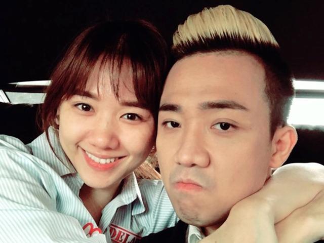 Trấn Thành tiết lộ lúc đầu Hari Won không phải là hình mẫu phụ nữ của mình