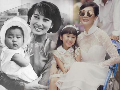 Sau 2 năm bà Đặng Tuyết Mai qua đời, MC Nguyễn Cao Kỳ Duyên tái hiện hình ảnh mẹ