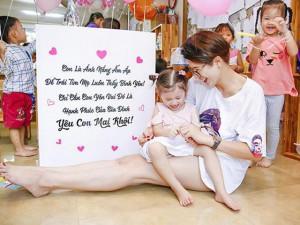 Sao Việt 24h: Trang Trần bất ngờ lộ bí mật của con gái 3 tuổi - Kiến Lửa