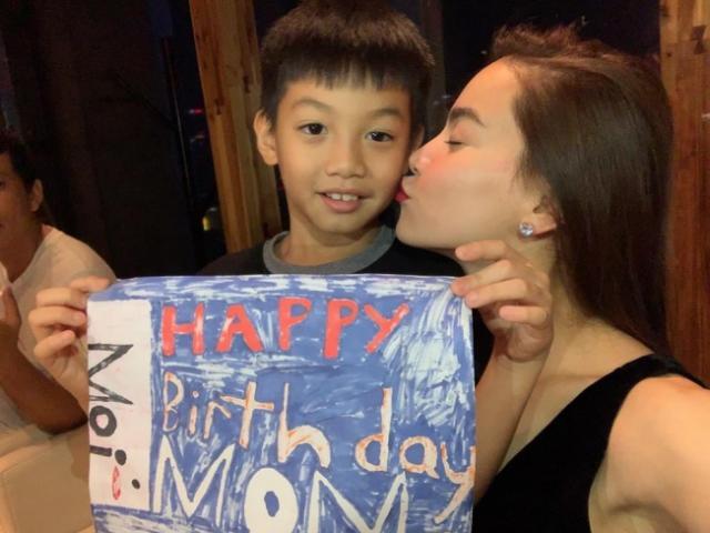 Không phải Kim Lý, món quà của Subeo mới khiến mẹ Hồ Ngọc Hà cảm động