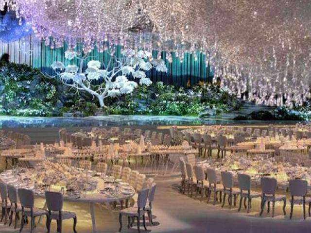Siêu đám cưới ở Thái Nguyên, riêng chi phí trang trí 5 tỷ đồng, mời nhiều ca sĩ nổi tiếng?