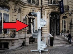 Đại gia bí ẩn chi 4,4 tỷ mua... một đoạn cầu thang cũ chỉ vì một lý do bất ngờ!