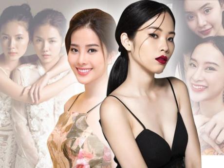 """Những cặp đôi """"chị ngã em nâng"""" xinh như mộng, tài năng hơn người của showbiz Việt"""